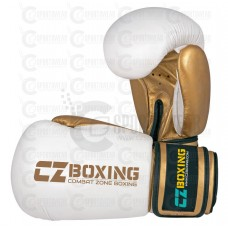 Premium Grade Leather Boxing Gloves