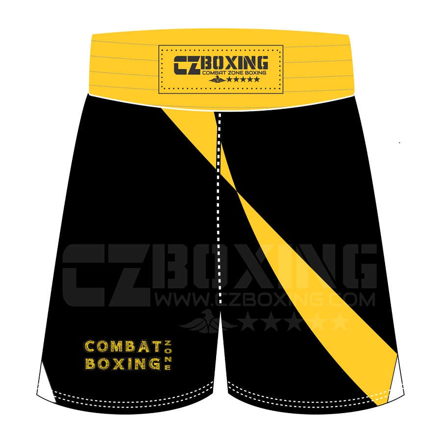 Professional Competition Boxing Trunks Kansas City Missouri