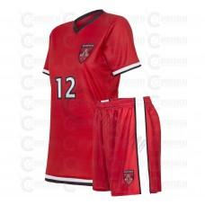 Ladies Soccer Uniform