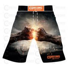 Sublimated MMA Shorts