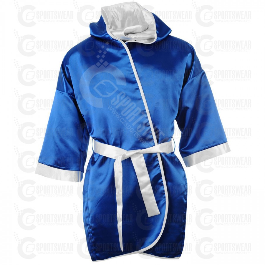 Personalised Boxing Robes: Customized Boxing Robe Johannesburg South Africa