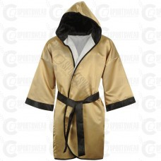 Fancy Boxing Robe