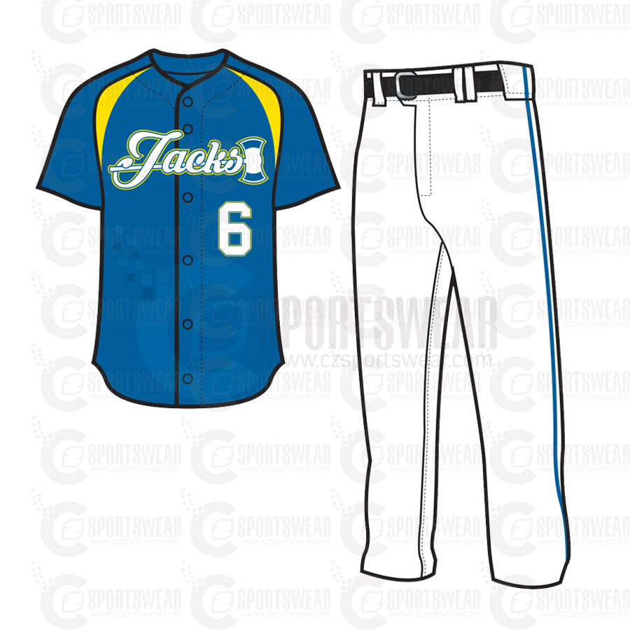 d94b9c45e58 Fancy Baseball Uniform