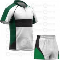 Custom Rugby Uniform