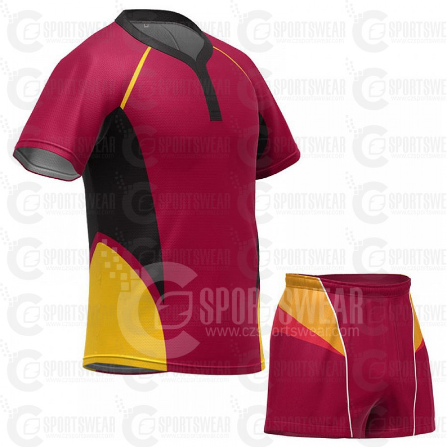 Custom Rugby Uniforms & Jerseys For Youth & Adults