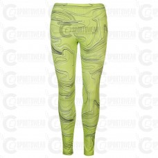 Sublimated Ladies Tights