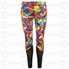 Sublimated Women Tights